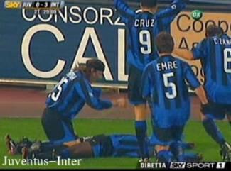 Juventus 1 - Inter 3