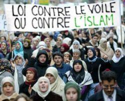 Prohibidos los símbolos religiosos en escuelas francesas