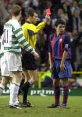 Celtic 1 - Barcelona 0